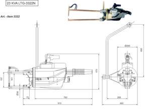 manual weld guns spot weld, inc GMAW Gun Diagram